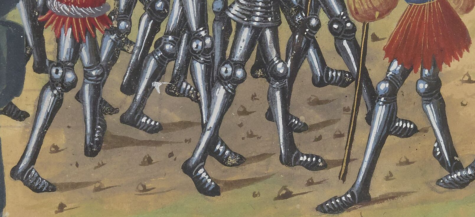 Knights' Knees