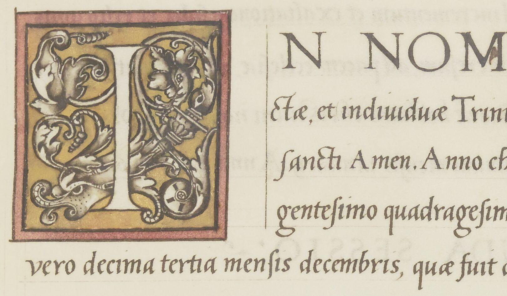 Concilium Tridentinum.