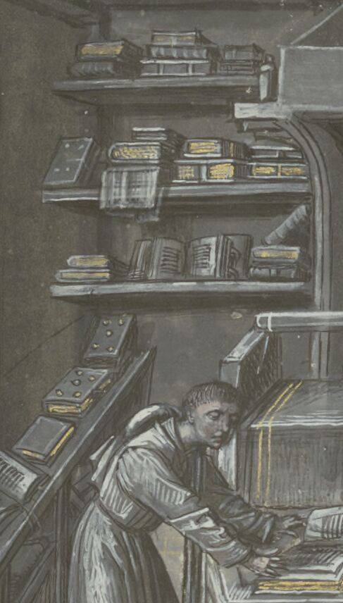 Grisaille library