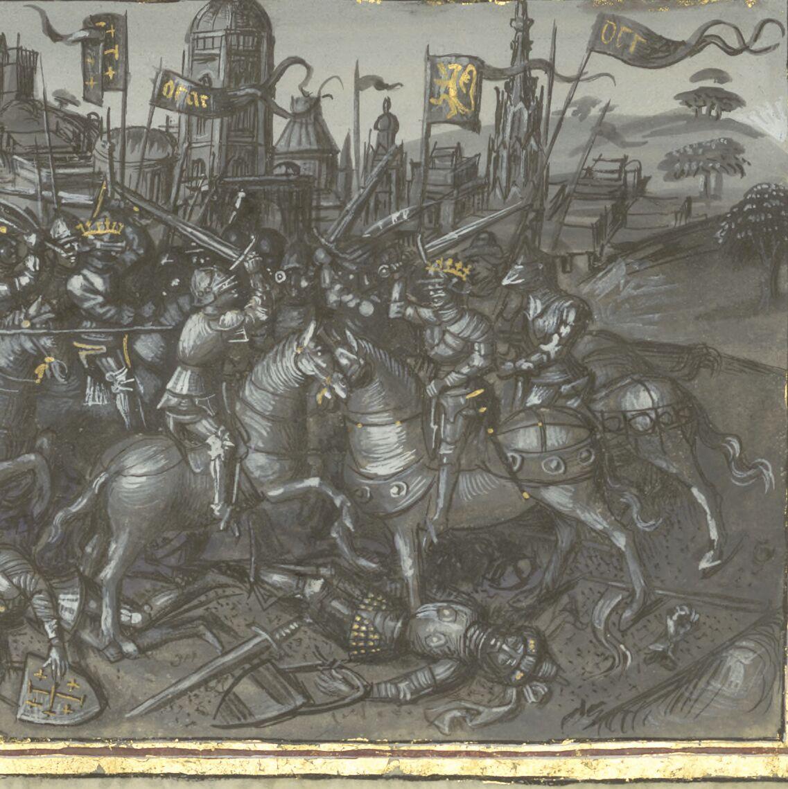 Jerusalem battle