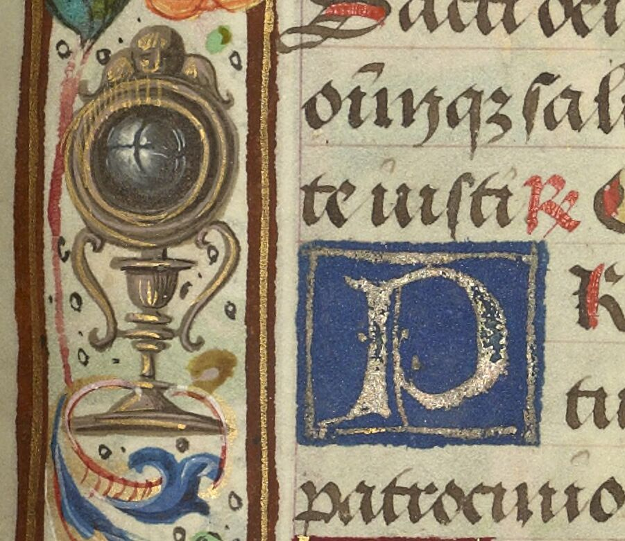 Mirror in the margin