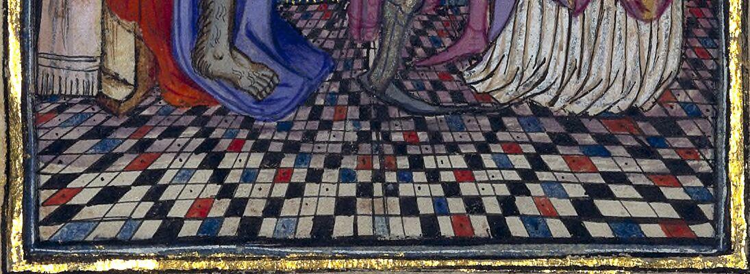 annales Principum Hannoniae, viginti libris : authore Jacobo de Guisia, ordinis Fratrum Minorum. Latin 5995 (1)