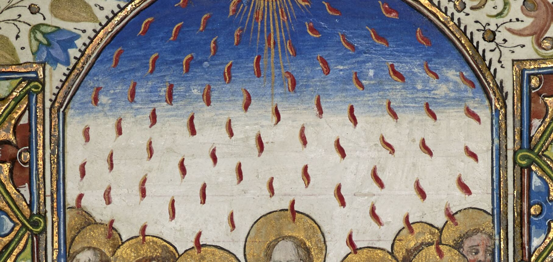 Pentecostal sky