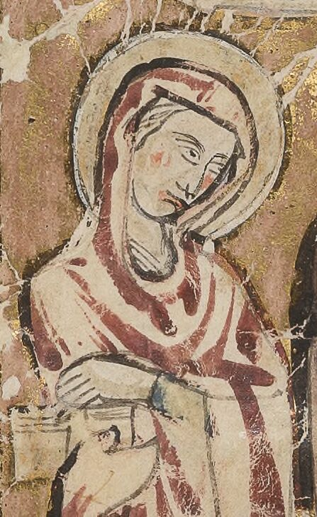 Weeping Madonna
