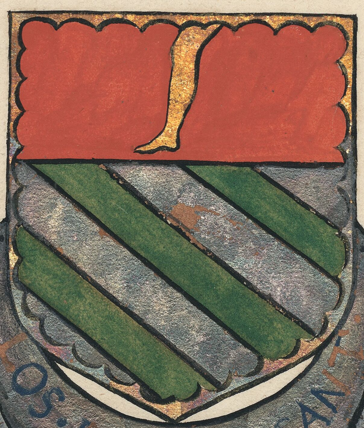 Coat of … arms?