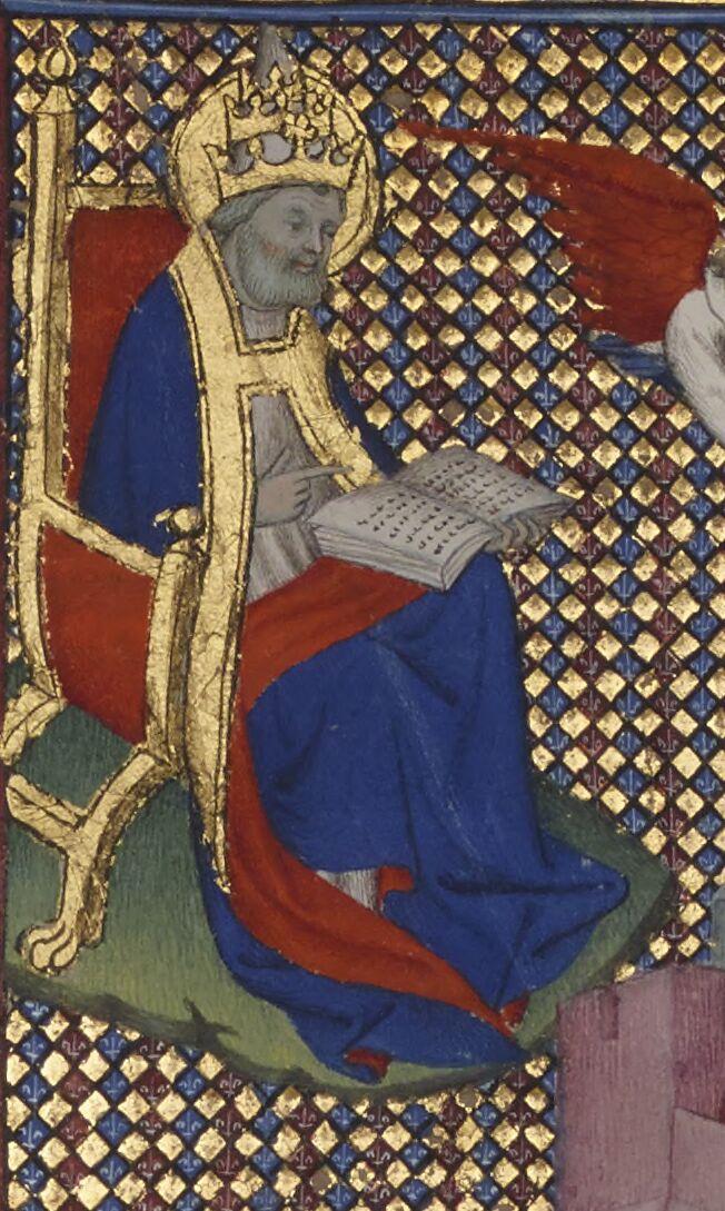 Saint Augustin, La Cité de Dieu, traduite en français par Raoul de Presles. Saint Augustin, La Cité de Dieu, traduite en français par Raoul de Presles.
