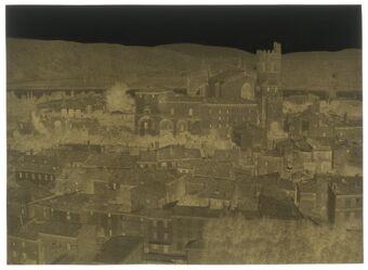 Vue de Viviers : [photographie négative]