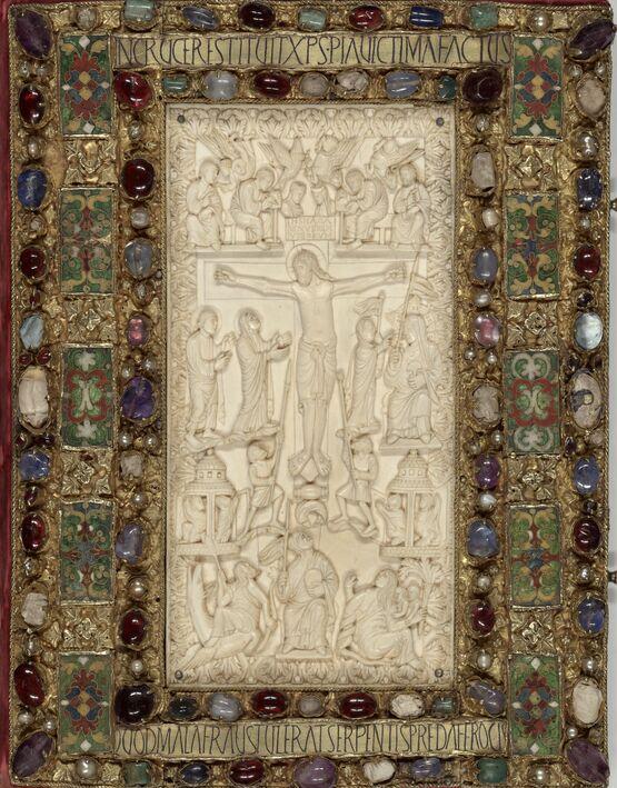 Особенности производства западноевропейской книги в Средние века. Переплеты