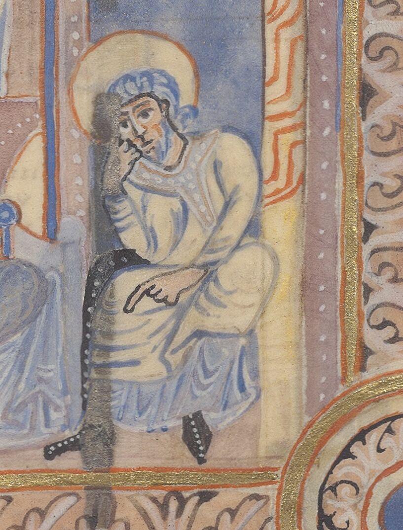 Joseph's meditation