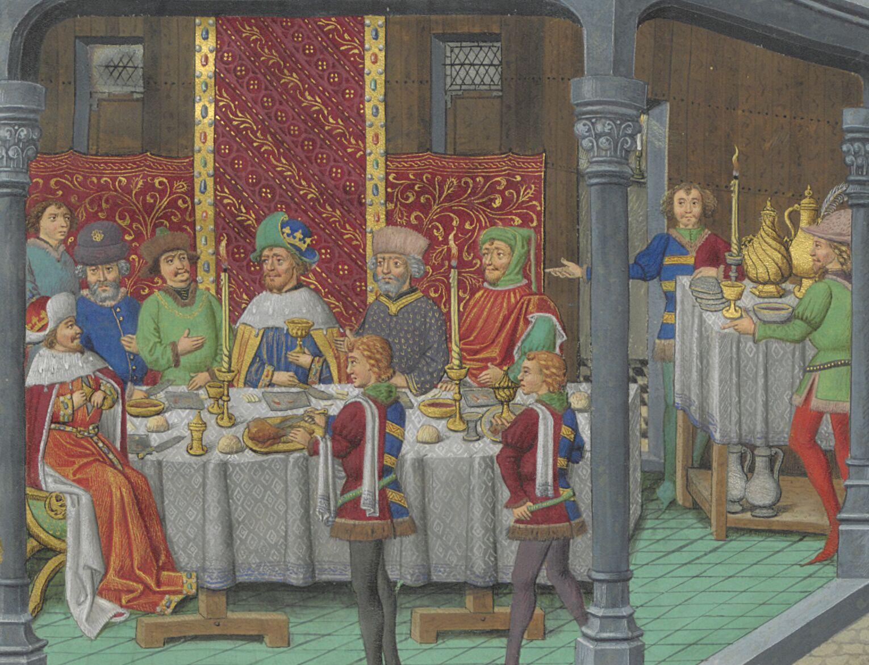 Alexander's banquet