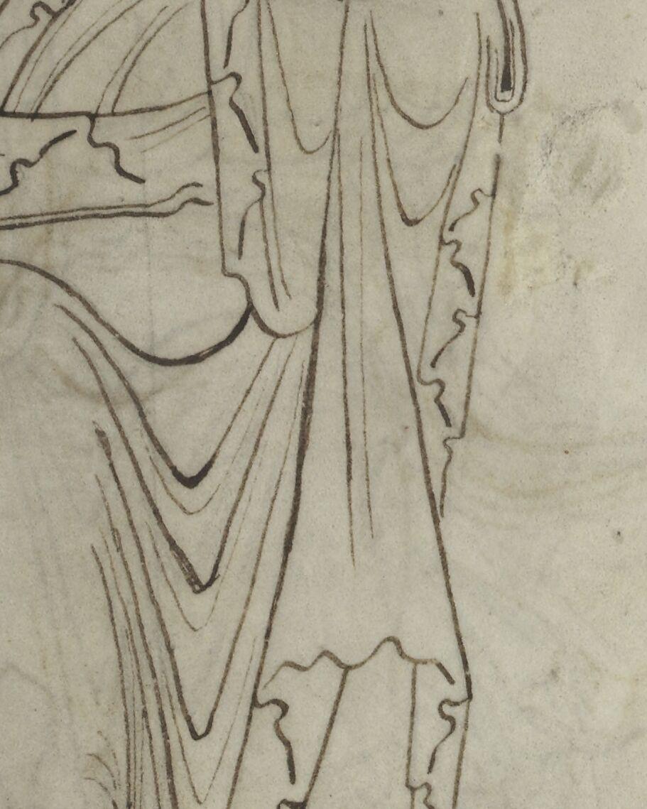 Drapery Detail