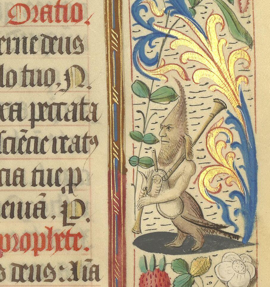 Missel romain, copié en 1492 pour Jean de Foix, évêque de Comminges.