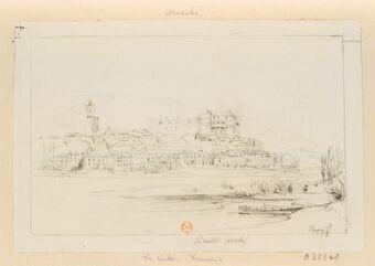 La Voulte (Ardèche) : [dessin] / Chapuy