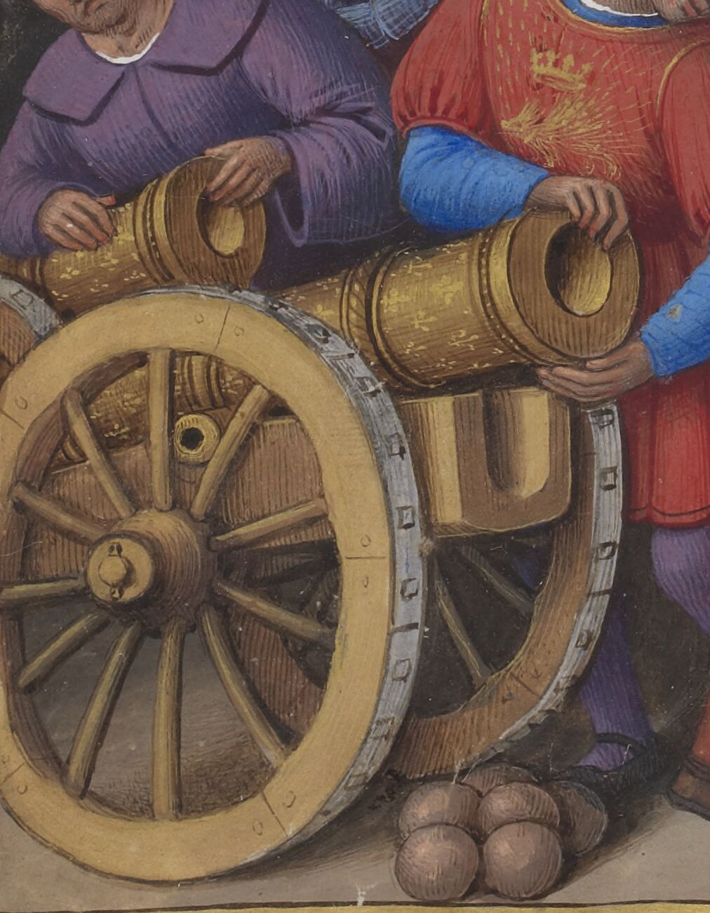 16th-century French Artillery