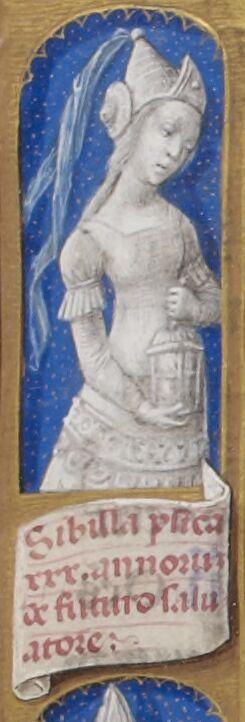 Persian Sybil