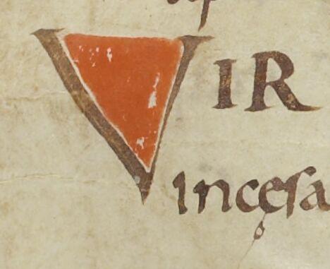 Carolingian V