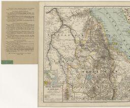 Eritrea Abessinien Und Der Ostliche Sudan Bearbeitet Von A