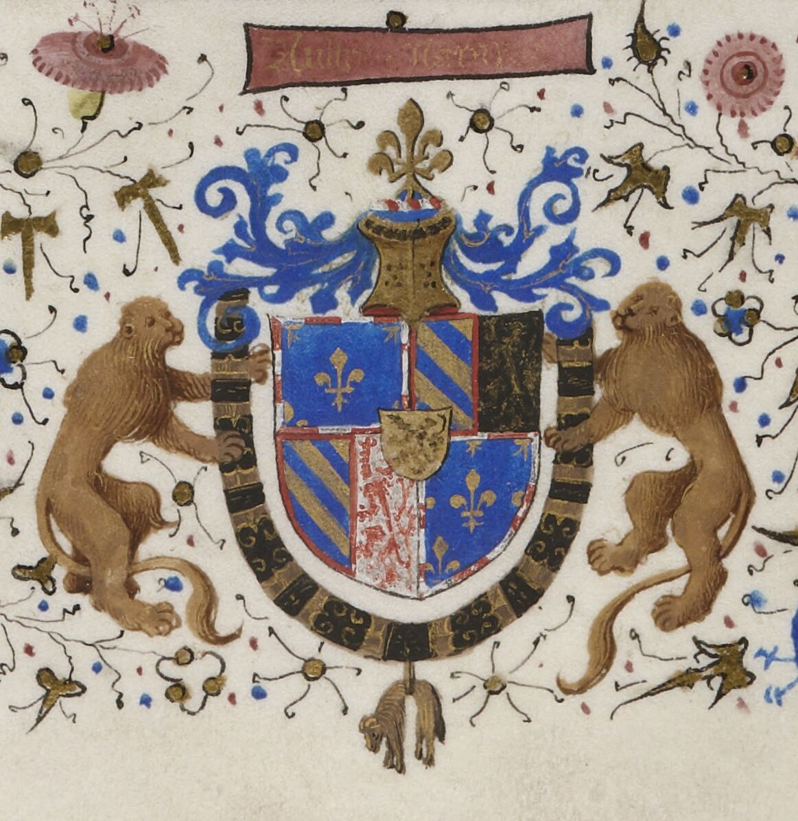 Arms of Philip the Good