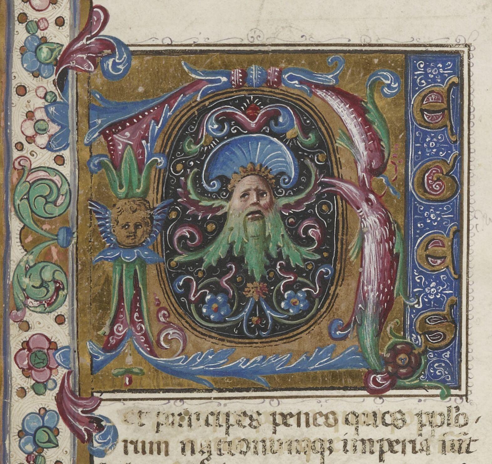 Manuscrits de la Bibliothèque de Rouen. Leonardo Nogarola,Tractatus de mundi aeternitate