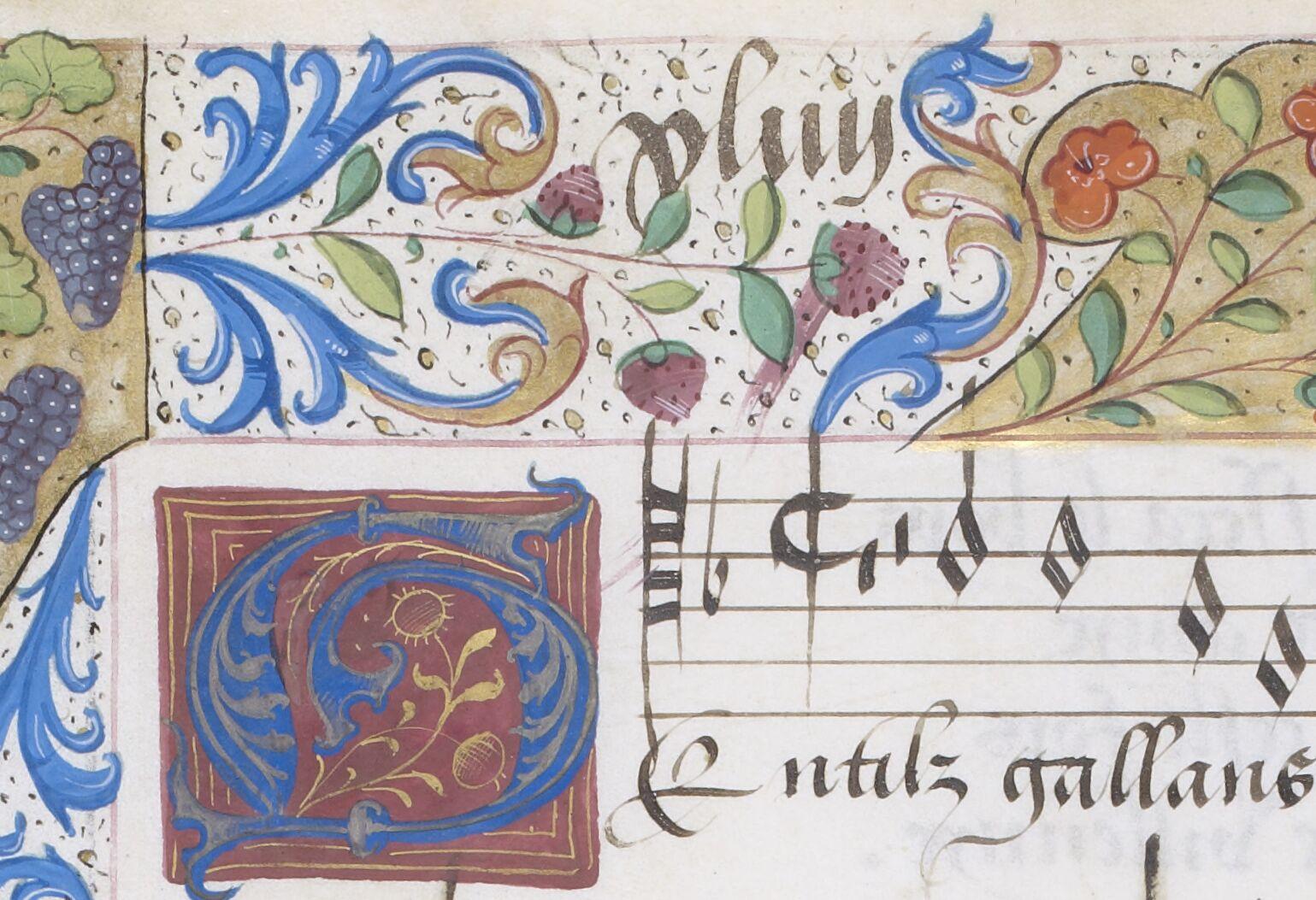 Chansons normandes du XVe siècle