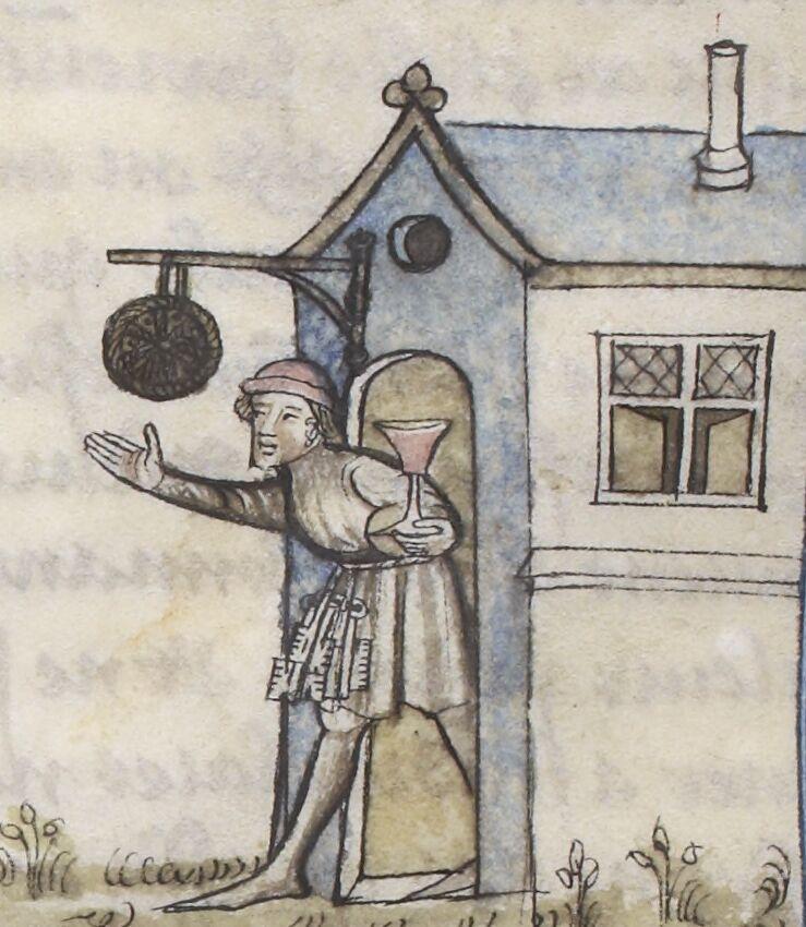 Jacques de Cessoles, Le jeu des échecs moralisés, traduit par Jean de Vignay.