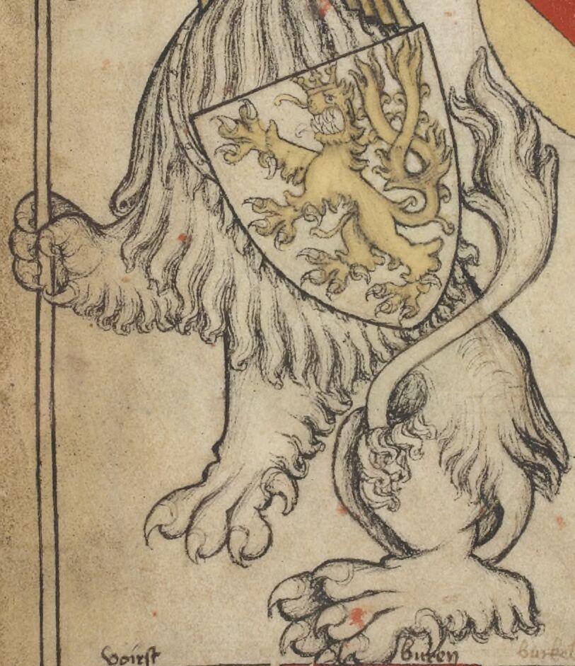 Lion Rampant Rampant