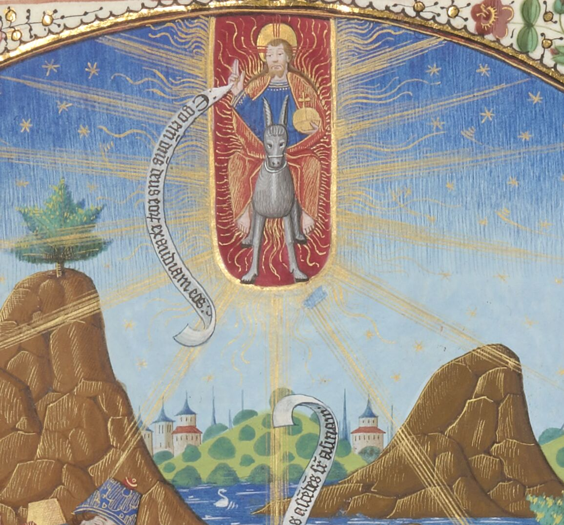 Vision of Zacharias