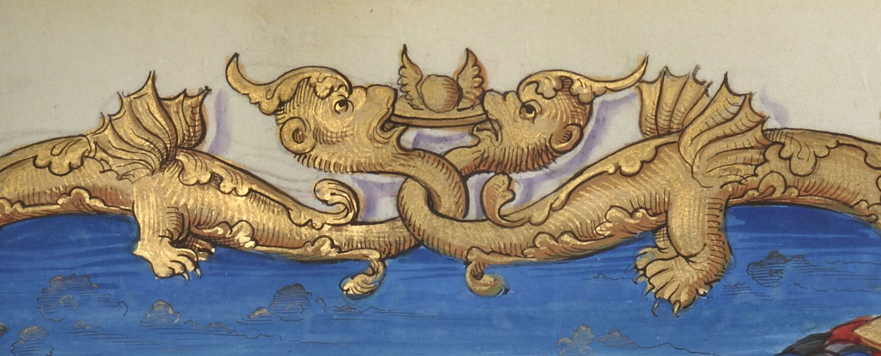 Linked Dragon Frame