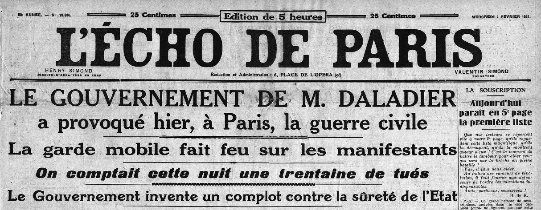 L'Écho de Paris (Paris. 1884)