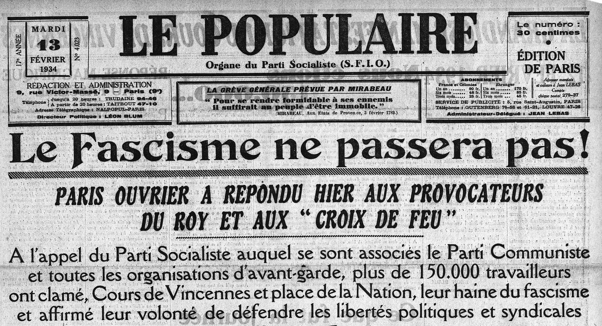 Le Populaire (Paris)
