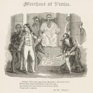 Merchant of Venice : [estampe]
